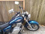 Sehr gepflegte Suzuki 250 ccm