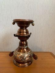 Antikes Samowar aus Russland