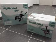 Buggyboard mit Sitz