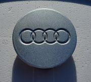 1x Nabendeckel Felgendeckel Deckel Audi