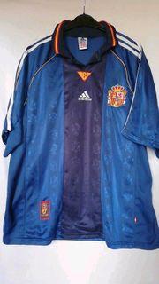Spanien Fußball-Trikot WM 1998 Gr