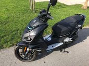 Moped-Roller Peugeot Speedfight Limet Edition