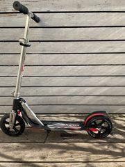 Roller Hudora Big Wheel schwarz-rot