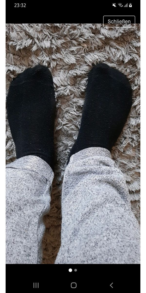 Getragene Socken auf wünsch auch