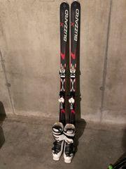 Ski Skischuhe Bindung günstig zu