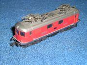 KATO 13702-1 E-Lokomotive Spur N