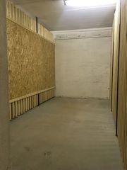 Vermiete Lager Abteil Box 6m²