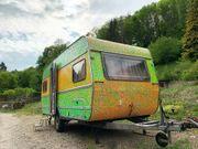 TABBERT 4800TN Oldie Kunst-Wohnwagen sucht