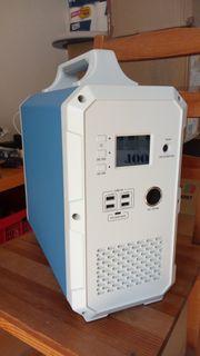 Poweroak EB150 mit 1500 Wh