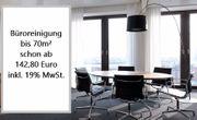 Wir bieten Büroreinigung Unterhaltsreinigung für
