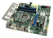 intel Mainboard DQ57TM Sockel1156 Top