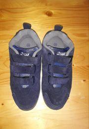 SportPoint dunkelblau Trekking Schuhe 38