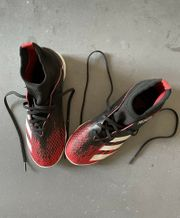 Adidas Predator Hallenturnschuh Fußballschuh Gr