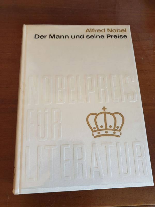Literatur Nobelpreisträger 88 Bücher ungelesen