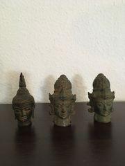 deko mini skulpturen aus metall