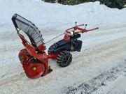 RAPID 105 Schneefräse