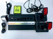 Atari 2600 Spiele Konsole Komplett
