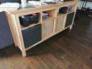 Regal Schrank Ikea Holz