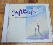 Genesis Cd We cant Dance