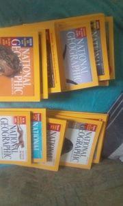 19 Hefte der Zeitschrift National