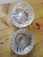 Bleikristallschüsseln