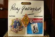 RORY GALLAGHER - Doppel LP bestehend