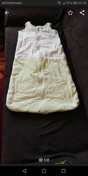 Verkaufe gebrauchten warmen Schlafsack