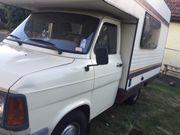 Ford Wohnwagen