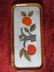 Kuchenplatte Mandarin Schramberg