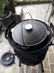 Kasan Grill Mangal Grill