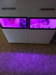 Kommode mit RGB Beleuchtung