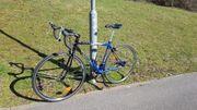 Rennrad Decathlon 28 RH 48cm