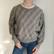 Vintage Pulli Pullover 56 Oversize