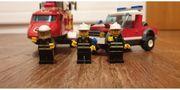 Lego City Feuerwehr Helikopter 7206