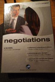 CD Rom negotiations 2 cd