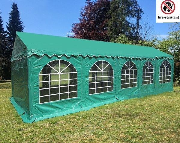 Zelthandel - Partyzelt Gartenzelt 4x10m PVC