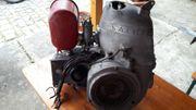 Messerschmitt Sachs 200 Motor