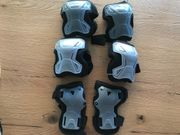 3 Paar Knie Handgelenk Ellbogenschützer