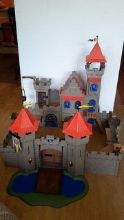 große Playmobil Ritterburg 3268