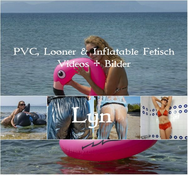 PVC Looner Inflatable Fetisch