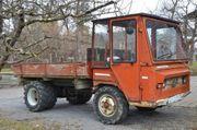 Verkaufe Schlepper Transporter Lindner T