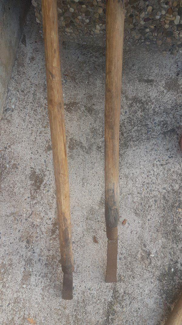 2 Distelstecher Unkrautentferner Gartengerät Stecher