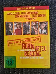 DVD Burn After Reading - FSK