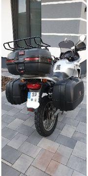 Honda Transalp xl650v Reiseenduro