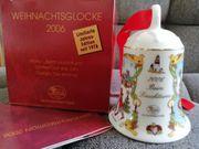 Hutschenreuther Weihnachtsglocke 2006 Beim Leuchtturm