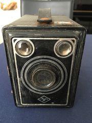 AGFA Box die Kamera der