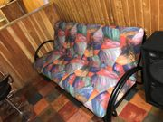Sofa Couch Schlafcouch klappbar SCHNELLE