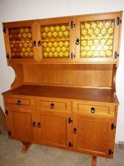 Küchenbuffet neuwertig 126x46x154hoch Sideboard Küchenschrank