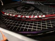 Tennis Tasche mit 4 Tennisschläger