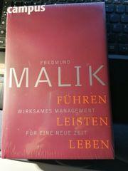 Malik Fredmund Führen Leisten Leben